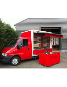 Camion Citroen Magasin Rôtisserie Occasion