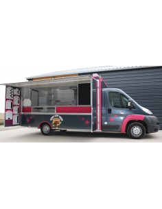 Camion friterie 420 Elegance