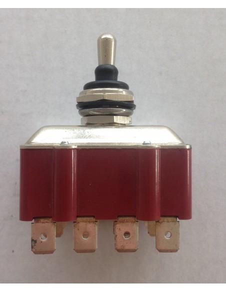 Interrupteur 4 broches pour ALPINA