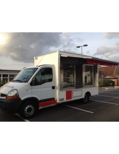 Renault Master Magasin Rotisserie occasion