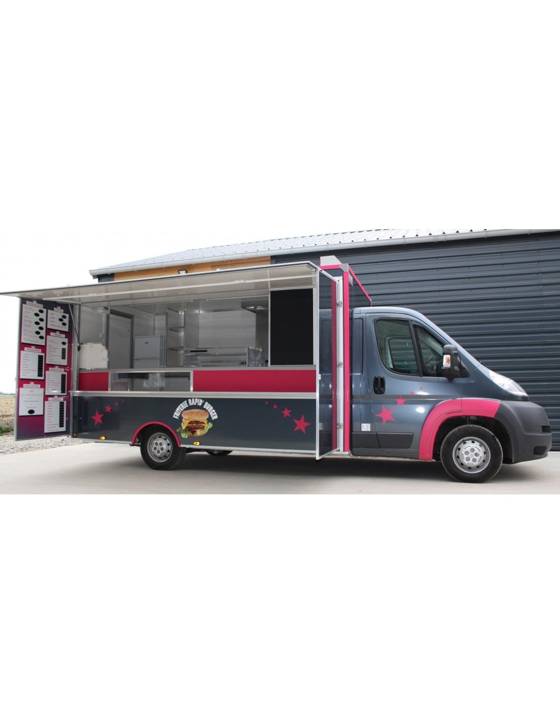 camion friterie 420 elegance sarl aromat 39. Black Bedroom Furniture Sets. Home Design Ideas